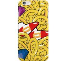 Sonic's Pattern iPhone Case/Skin