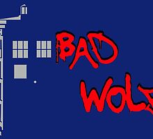 Bad Wolf by JonBird
