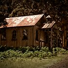 Ricketty Church by James Cole