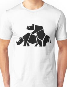 Randy Rhino Unisex T-Shirt