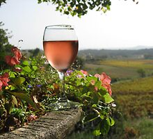 A sip of Provence by WallDesignz