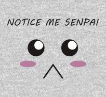 Notice Me Senpai One Piece - Short Sleeve