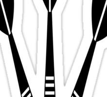 Dart Sticker