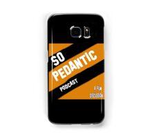 So Pedantic Logo Samsung Galaxy Case/Skin