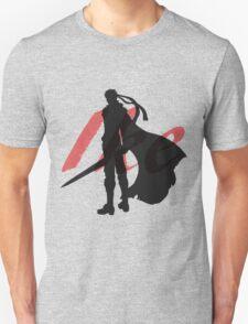 Ike Fire Emblem silhouette T-Shirt