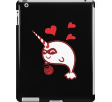 Narwhal Trick-or-Treat iPad Case/Skin