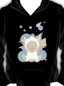 Pikachu in Moogle Cosplay T-Shirt