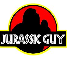 Jurassic Guy (Jurassic Park) by Jof52