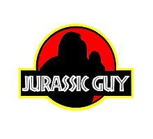 Jurassic Guy (Jurassic Park) Photographic Print
