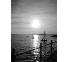 West Kirby Marina II Photographic Print