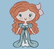 Lil' CutiE - Curtains Princess T-Shirt