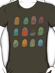 assorted birds T-Shirt
