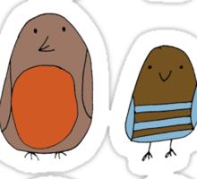 assorted birds Sticker