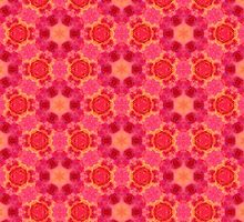 Red Pattern by Eunoia