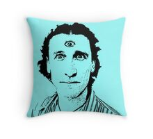 David Collins (The Umbilical Brothers) Throw Pillow
