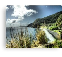 Maui Hana Highway Splendor Canvas Print
