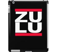 Zulu iPad Case/Skin
