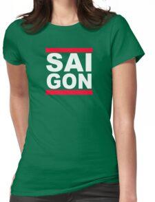 Saigon Womens Fitted T-Shirt