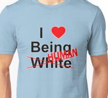 I ♥ Being Human Unisex T-Shirt