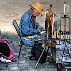 Artist at work... by Thea 65