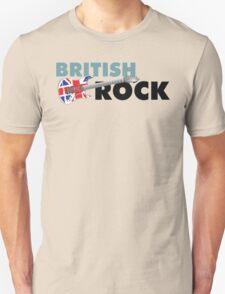 British Rock Music Guitar Unisex T-Shirt