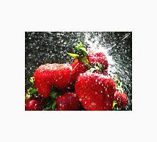 Strawberry Splatter Unisex T-Shirt