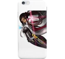 Lucian girl - fan art iPhone Case/Skin