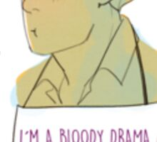 Sherlock shaming Sticker