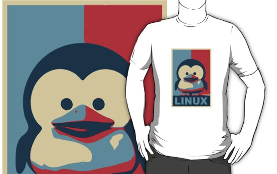 Linux Baby Tux by eritor