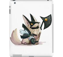 Nasus fan art iPad Case/Skin