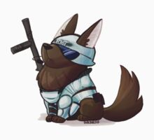 Nasus K9 fan art by JeanMich1