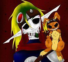 CreepyPasta Jak by EmoJak80