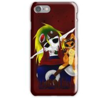 CreepyPasta Jak iPhone Case/Skin