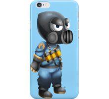 Chibi Blu Pyro iPhone Case/Skin