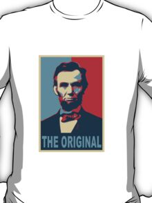 Abe: The Original T-Shirt