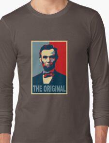 Abe: The Original Long Sleeve T-Shirt