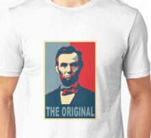 Abe: The Original Unisex T-Shirt