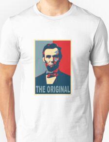 Abe: The Original T-Shirt