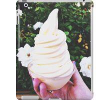 Disneyland's Dole Whips  iPad Case/Skin