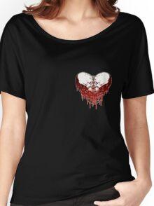Skull-Heart (Smart) Women's Relaxed Fit T-Shirt
