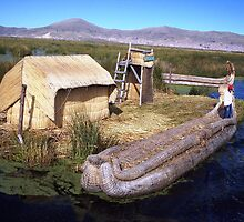 Uros Islands - Peru by Braedene