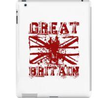 Great Britain iPad Case/Skin