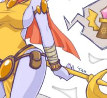 Soraka fan art Sticker