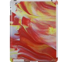 "Original Abstract Artwork ""Combustion"" by Laura Tozer iPad Case/Skin"