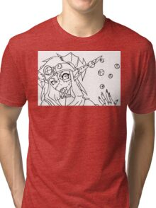 Flavored Eyes? Tri-blend T-Shirt