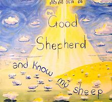 I AM the Good Shepherd by Calgacus