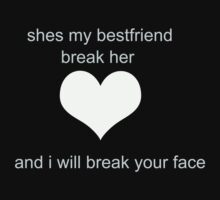 shes my bestfriend by 1chick1