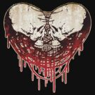 Skull-Heart (Hardcore) by Uey333