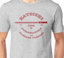 Zatoichi School Unisex T-Shirt
