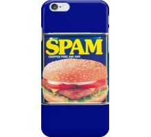 Spam Tin iPhone Case/Skin